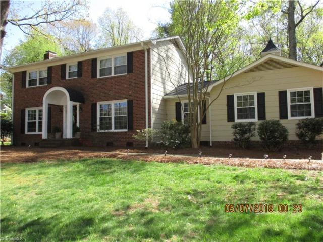 4812 Edinborough Road, Greensboro, NC 27406 (MLS #882916) :: Banner Real Estate