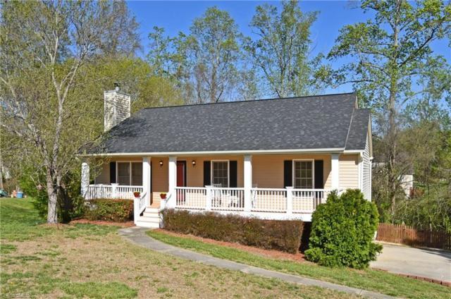 5341 Moss Creek Lane, Clemmons, NC 27012 (MLS #882932) :: Banner Real Estate