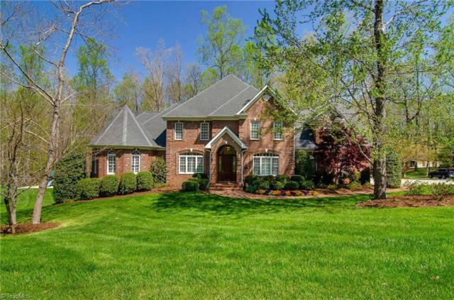 5305 Mercia Court, Winston Salem, NC 27106 (MLS #882974) :: Banner Real Estate