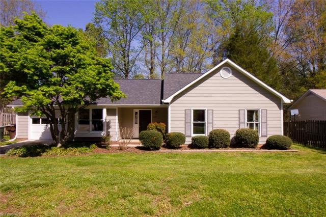 5322 North Oaks Drive, Greensboro, NC 27455 (MLS #883029) :: Banner Real Estate