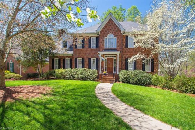 4220 Saddlewood Forest Drive, Winston Salem, NC 27106 (MLS #883040) :: Banner Real Estate