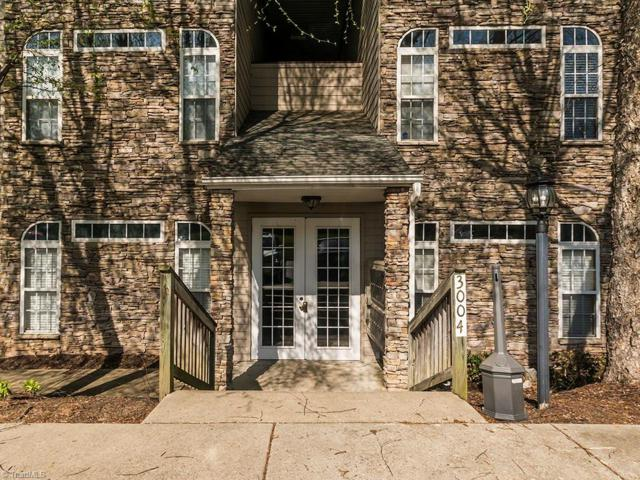 3004 Greystone Point M, Greensboro, NC 27410 (MLS #883100) :: Banner Real Estate