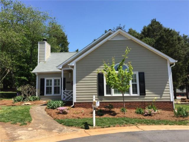 2783 Kingsdale Court, Winston Salem, NC 27103 (MLS #883126) :: Banner Real Estate