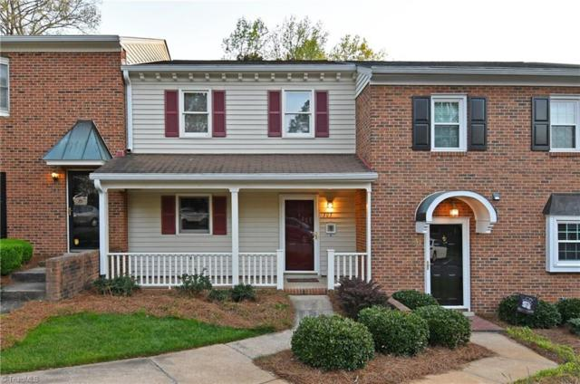 305 Oak Arbor Lane, Winston Salem, NC 27104 (MLS #883145) :: Banner Real Estate