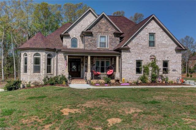 486 Kapstone Crossing, Lexington, NC 27295 (MLS #883153) :: Kristi Idol with RE/MAX Preferred Properties