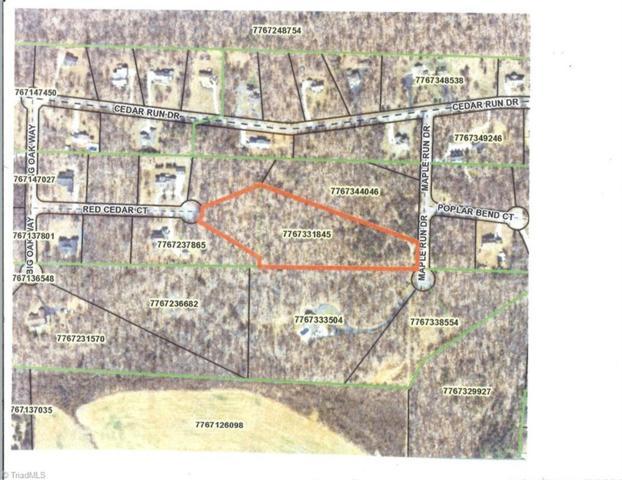 0 Red Cedar Court, Randleman, NC 27317 (MLS #883161) :: Banner Real Estate