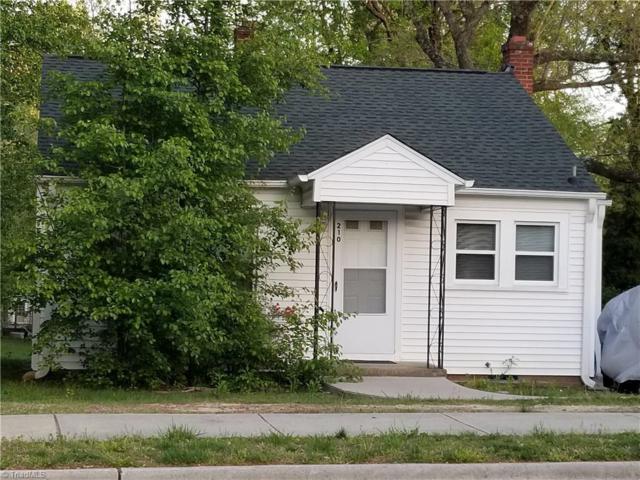 210 Oakview Road, High Point, NC 27265 (MLS #883170) :: Lewis & Clark, Realtors®