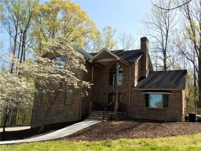 4574 Peeples Road, Oak Ridge, NC 27310 (MLS #883178) :: Kristi Idol with RE/MAX Preferred Properties