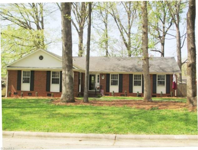 3602 Brandywine Drive, Greensboro, NC 27410 (MLS #883202) :: Lewis & Clark, Realtors®