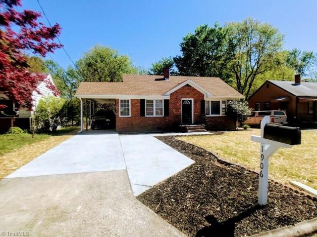 1906 White Street, Greensboro, NC 27405 (MLS #883300) :: Banner Real Estate