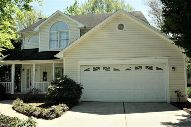 6301 Stonewick Drive, Jamestown, NC 27282 (MLS #883372) :: Banner Real Estate
