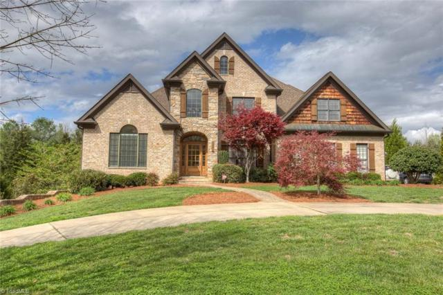 8316 Tuscany Drive, Lewisville, NC 27023 (MLS #883389) :: Banner Real Estate