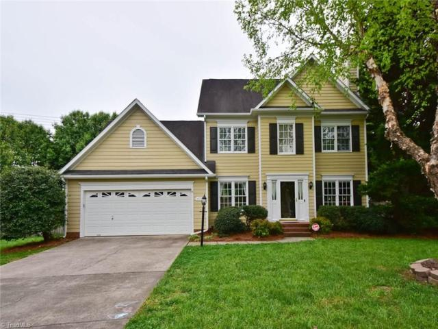 470 Craver Pointe Drive, Clemmons, NC 27012 (MLS #883465) :: Kristi Idol with RE/MAX Preferred Properties