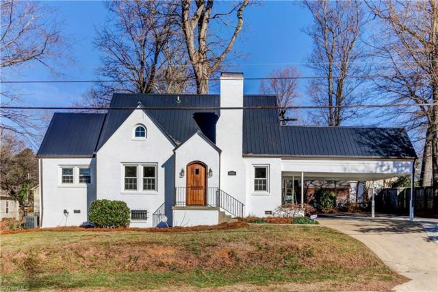 1006 W Wendover Avenue, Greensboro, NC 27408 (MLS #883508) :: Banner Real Estate