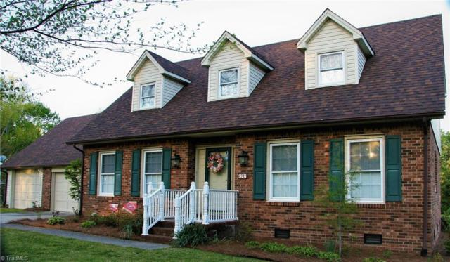 4742 Parkway Drive, Trinity, NC 27370 (MLS #883509) :: Banner Real Estate