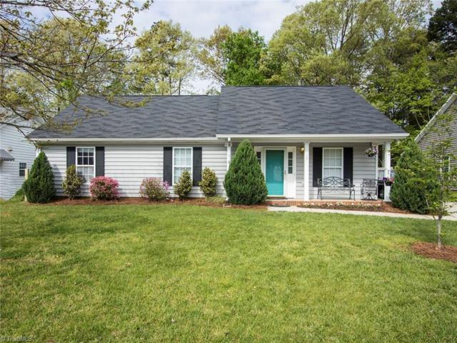 4605 Pine Cove Road, Greensboro, NC 27410 (MLS #883515) :: Kristi Idol with RE/MAX Preferred Properties