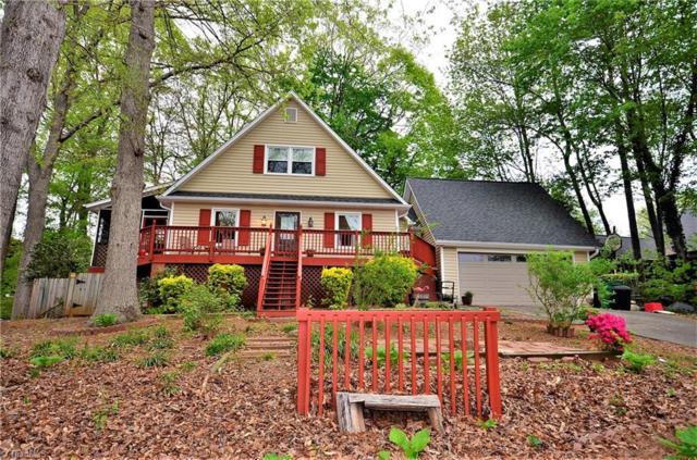791 Grinnell Street, Lewisville, NC 27023 (MLS #883531) :: Kristi Idol with RE/MAX Preferred Properties