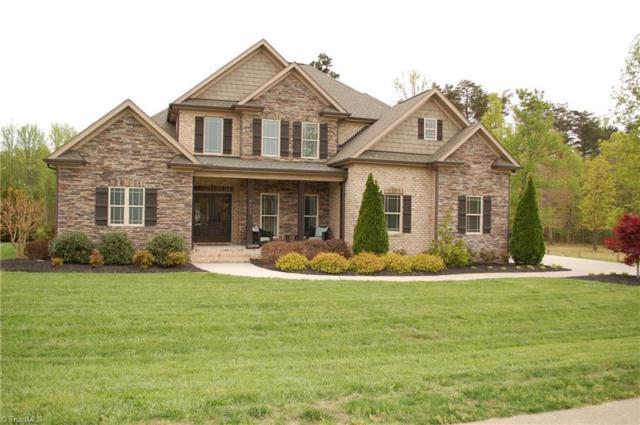 9005 Sedwick Way, Oak Ridge, NC 27310 (MLS #883548) :: Kristi Idol with RE/MAX Preferred Properties