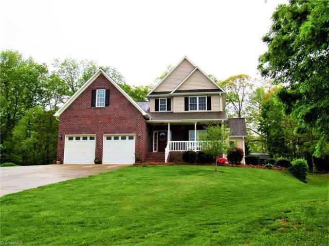 347 Longwood Drive, Advance, NC 27006 (MLS #883550) :: Kristi Idol with RE/MAX Preferred Properties