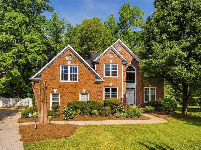 318 Lucas Park Drive, Greensboro, NC 27455 (MLS #883591) :: Banner Real Estate