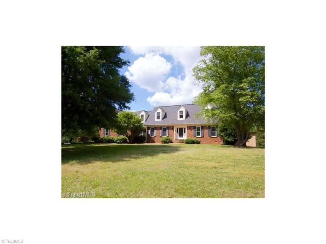8386 Harrell Road, Oak Ridge, NC 27310 (MLS #883642) :: Kristi Idol with RE/MAX Preferred Properties