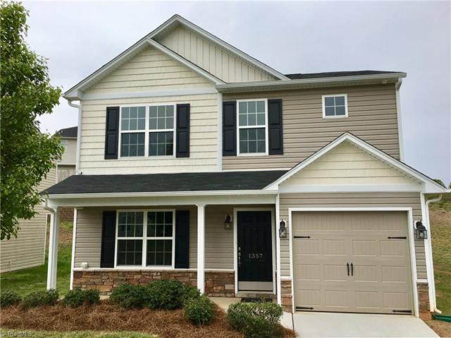1357 Vernon Mill Road, Kernersville, NC 27284 (MLS #883751) :: Lewis & Clark, Realtors®