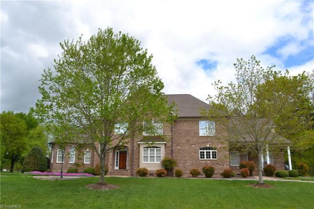 7026 Carriage Cove Drive, Oak Ridge, NC 27310 (MLS #883822) :: Kristi Idol with RE/MAX Preferred Properties
