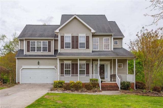 202 Jamestown Oaks Drive, Jamestown, NC 27282 (MLS #883852) :: Kristi Idol with RE/MAX Preferred Properties