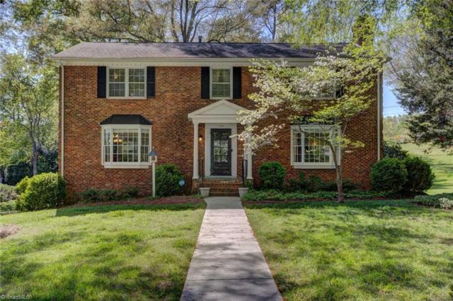 1123 Kensington Drive, High Point, NC 27262 (MLS #884896) :: Kristi Idol with RE/MAX Preferred Properties