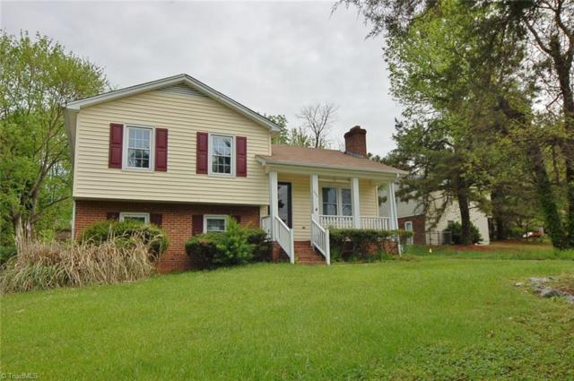 802 Glendale Drive, Greensboro, NC 27406 (MLS #884931) :: Kristi Idol with RE/MAX Preferred Properties
