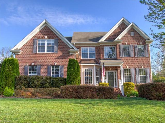 8004 Ives Drive, Oak Ridge, NC 27310 (MLS #884932) :: Lewis & Clark, Realtors®