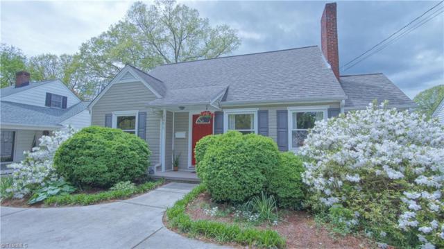 496 Knollwood Street, Winston Salem, NC 27103 (MLS #884949) :: Kristi Idol with RE/MAX Preferred Properties