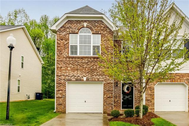 2317 Hartfield Circle, Winston Salem, NC 27103 (MLS #884969) :: Kristi Idol with RE/MAX Preferred Properties
