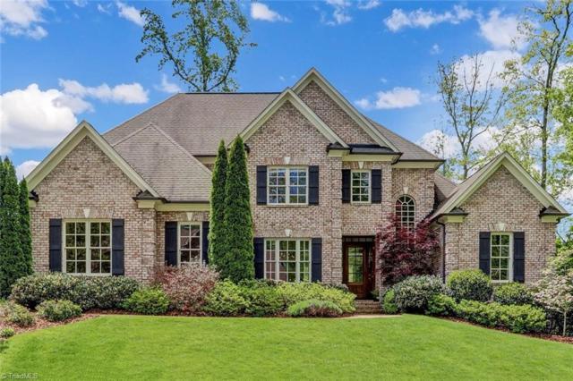 1717 Willow Wick Drive, Greensboro, NC 27408 (MLS #885067) :: Banner Real Estate