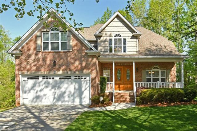5116 Ivy Trace Court, Clemmons, NC 27012 (MLS #885211) :: Kristi Idol with RE/MAX Preferred Properties