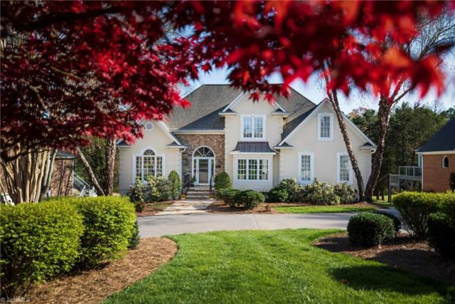 112 River Hill Drive, Advance, NC 27006 (MLS #885287) :: Banner Real Estate