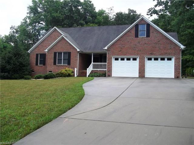 1781 Winchester Heights Drive, Asheboro, NC 27205 (MLS #885341) :: Kristi Idol with RE/MAX Preferred Properties
