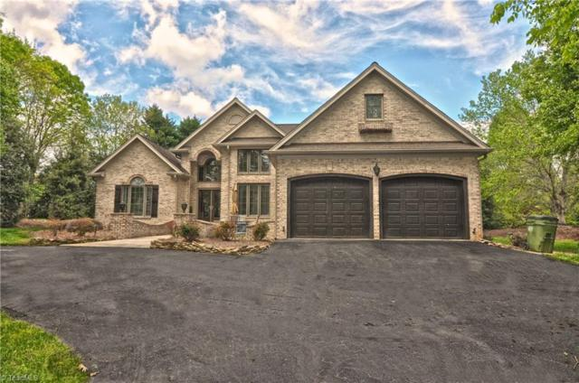 808 Muirfield Court, High Point, NC 27265 (MLS #885355) :: Banner Real Estate