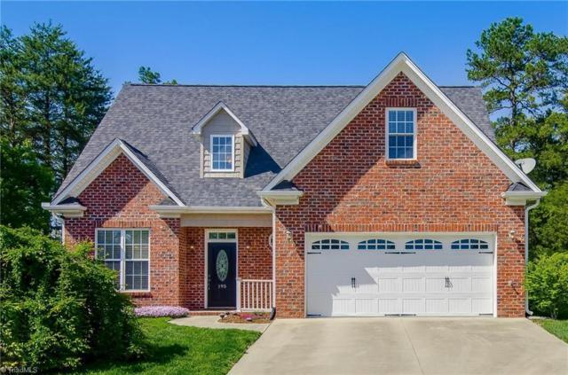 195 Cobalt Court, Winston Salem, NC 27127 (MLS #885392) :: Banner Real Estate