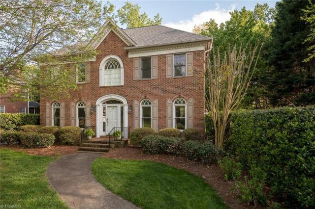 5112 Laurel View Drive, Winston Salem, NC 27104 (MLS #885469) :: Banner Real Estate