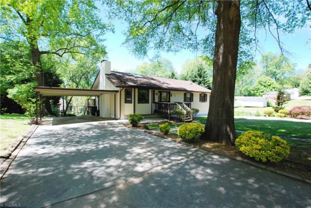 546 Park Boulevard, Winston Salem, NC 27127 (MLS #885487) :: Banner Real Estate