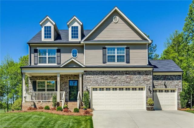 2683 Splitbrooke Drive, High Point, NC 27265 (MLS #885513) :: Banner Real Estate