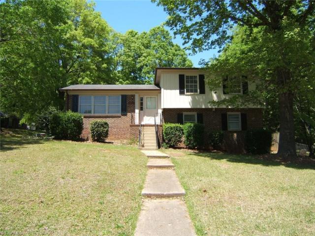 4406 Beckford Drive, Greensboro, NC 27407 (MLS #885537) :: Banner Real Estate
