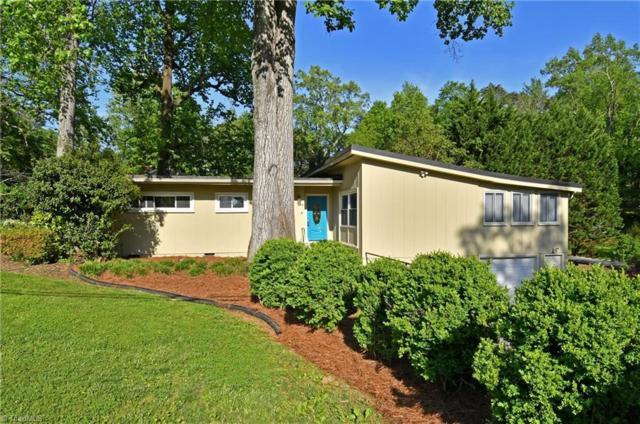 2945 Loch Drive, Winston Salem, NC 27106 (MLS #885577) :: Banner Real Estate
