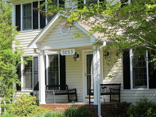 3153 Hickory Ridge Drive, Winston Salem, NC 27127 (MLS #885729) :: Banner Real Estate