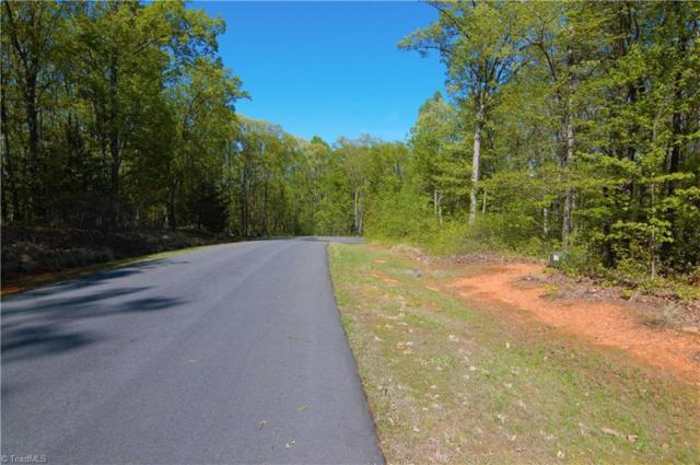 2834 Sierra Trace Road, Denton, NC 27239 (MLS #885732) :: Banner Real Estate