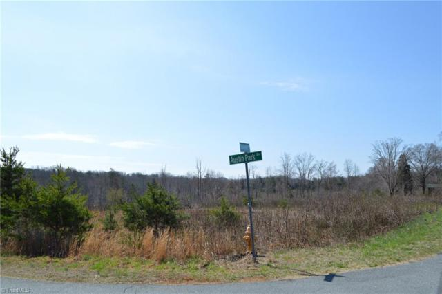 610 Austin Park Drive, Rural Hall, NC 27045 (MLS #885755) :: Banner Real Estate