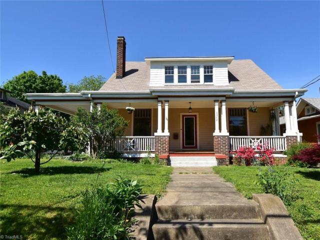2308 S Main Street, Winston Salem, NC 27127 (MLS #885872) :: Banner Real Estate