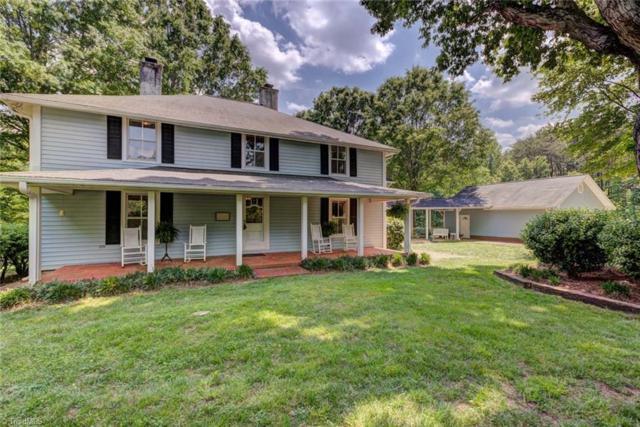8313 Stafford Mill Road, Oak Ridge, NC 27310 (MLS #885925) :: Lewis & Clark, Realtors®