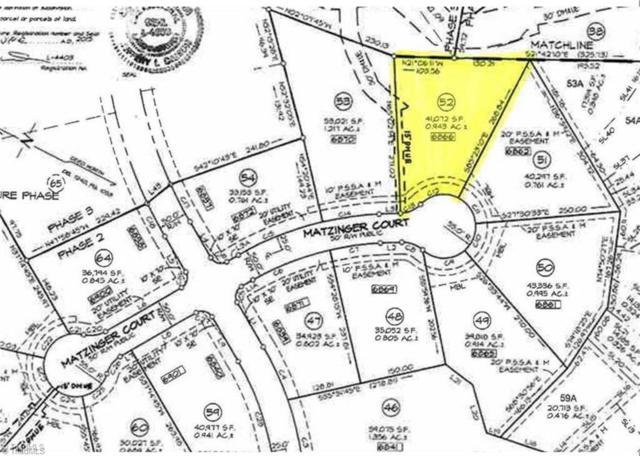 6866 Matzinger Court, Oak Ridge, NC 27310 (MLS #885927) :: Kristi Idol with RE/MAX Preferred Properties